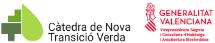 Càtedra de Nova Transició Verda Logo